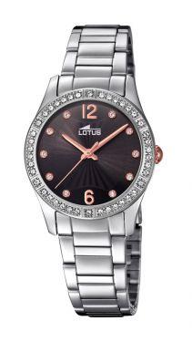 Lotus Damenuhr Armbanduhr Grace Edelstahlband 18383/2