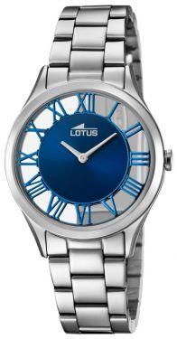 Lotus Damen Armbanduhr 18395/4 Edelstahlband
