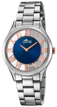 Lotus Damen Armbanduhr 18395/6 Edelstahlband