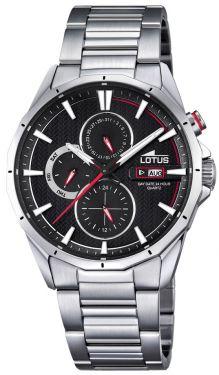 Lotus Herrenuhr Sport Armbanduhr 18319/4 Edelstahl