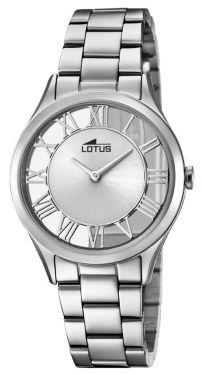 Lotus Damen Armbanduhr 18395/1 Edelstahlband