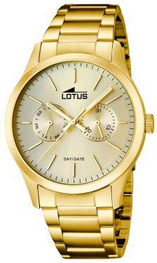 Lotus Herrenuhr Armbanduhr 15955/2 Herren Edelstahl Uhr