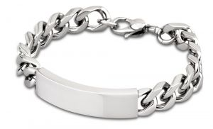 Lotus Style Herren Edelstahl Armband silberfarbig LS1554-2/1