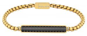 Police Herrenarmband Edelstahlband Armband golden PJ26474BSG.02