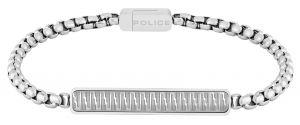 Police Herrenarmband Edelstahlband Armband PJ26474BSS.01