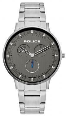 Police Armbanduhr Herrenuhr Edelstahl Uhr PL15968JS.39M