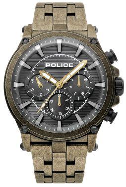 Police Herrenuhr Armbanduhr PL15920JSQG.61M