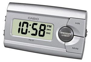 Casio Uhr Wake up Timer Wecker PQ-31-8EF