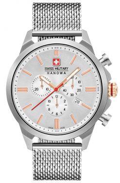 Swiss Military Hanowa Herren Armbanduhr 06-3332.04.001.09 Chronograph