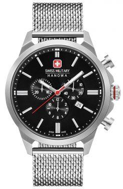 Swiss Military Hanowa Herren Armbanduhr 06-3332.04.007 Chronograph