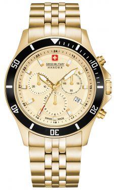 Swiss Military Hanowa Herren Armbanduhr 06-5331.02.002 Chronograph