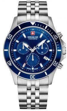 Swiss Military Hanowa Herren Armbanduhr 06-5331.04.003 Chronograph