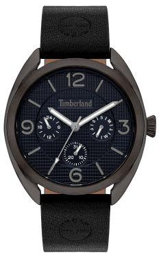 Timberland Herren Armbanduhr schwarz Multifunktion TBL15631JYU.03