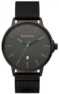 Timberland Armbanduhr Herrenuhr Lederband schwarz TBL15637JYB.13