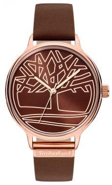 Timberland Damen Armbanduhr Lederband braun TBL15644MYR.12