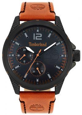 Timberland Armbanduhr Herrenuhr Lederband braun TBL15944JYB.02