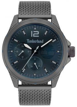 Timberland Armbanduhr Herrenuhr Meshband grau TBL15944JYU.03MM