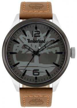 Timberland Herren Armbanduhr Lederband braun TBL15945JYTU.39