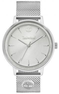 Timberland Damen Armbanduhr Edelstahl Meshband TBL15961MYS.04MM