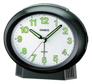 TQ-266-1EF Casio Uhr Wecker Wake up Timer schwarz