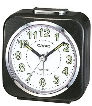 Casio Wecker Uhr TQ-143S-1EF schwarz Reisewecker Wake up Timer