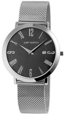 Just Watch Unisex Milanaise Armband JW20003-005 Uhr Slimline