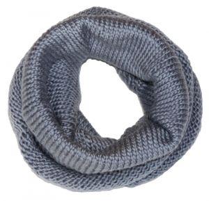 Damen Tubeschal Rundschal grau Viper Loop Schal