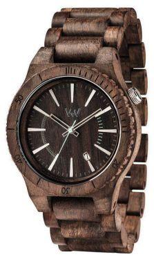 Wewood Holzuhr Armbanduhr Assunt Choco Rough WW29004