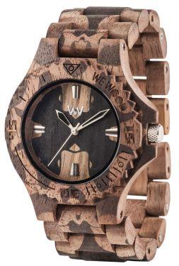Wewood Holzuhr Armbanduhr Unisex WW40001