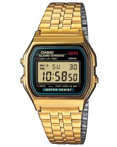 Casio Uhr A159WGEA-1EF Casio Collection Herrenuhr