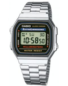 Casio Retro Uhr A168WA-1YES Collection