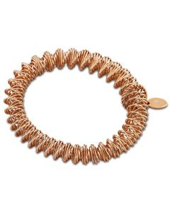 Armband Edelstahl Lotus Style LS1525-2/3 golden Damenarmband 18 cm