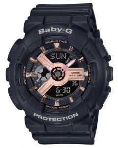 Casio Baby-G Uhr BA-110RG-1AER Armbanduhr Damenuhr