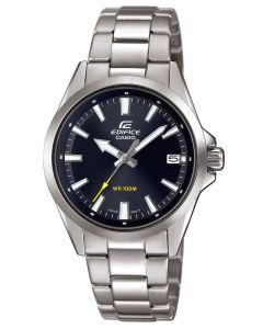 Casio Edifice Armbanduhr EFV-110D-1AVUEF Edelstahlband