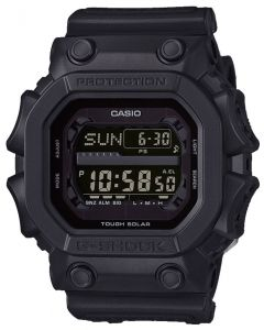 Casio G-Shock Digital Armbanduhr GX-56BB-1ER Solar schwarz