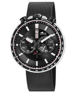 Lotus Herren Armbanduhr Milanaise Armband 10139/4