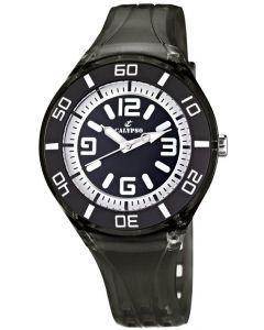 Calypso by Festina Damen Uhr Kinderuhr K5588/8 schwarz weiß