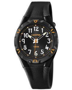 Calypso by Festina Damen Uhr K6064/6 Armbanduhr schwarz