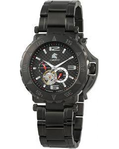 Carucci Uhr Automatikuhr Herrenuhr CA2199BK-BK schwarz Teramo Automatic