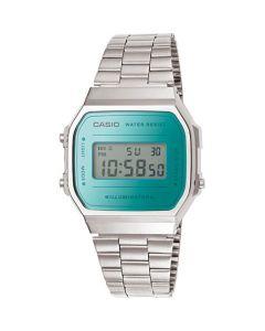Casio Retro Uhr A168WEM-2EF Collection Armbanduhr