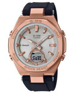 Casio Baby-G Armbanduhr Solar MSG-B100G-1AER Damenuhr