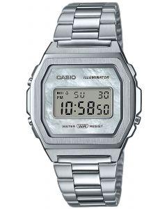 Casio Digitaluhr Armbanduhr Vintage ICONIC A1000D-7EF