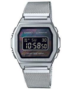 Casio Digitaluhr Armbanduhr Vintage ICONIC A1000M-1BEF