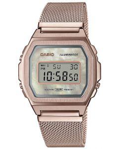 Casio Digitaluhr Armbanduhr Vintage ICONIC A1000MCG-9EF