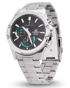 Casio Edifice Herrenuhr Edelstahlband Armbanduhr EFR-S567D-1AVUEF NEU