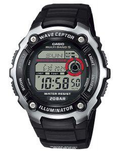 Casio Uhr Funkuhr WV-200E-1AVEF Wave Ceptor