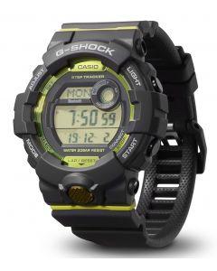 Casio G-Shock Armbanduhr GBD-800-8ER Digitaluhr vornr