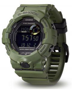 Casio G-Shock Armbanduhr GBD-800UC-3ER Digitaluhr Bluetooth® Smart vorne