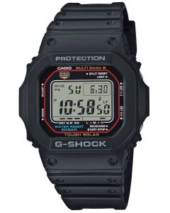 Casio Herren Uhr GW-M5610U-1ER G-Shock Solar Funkuhr