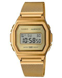 Casio Digitaluhr Armbanduhr Vintage ICONIC A1000MPG-9EF